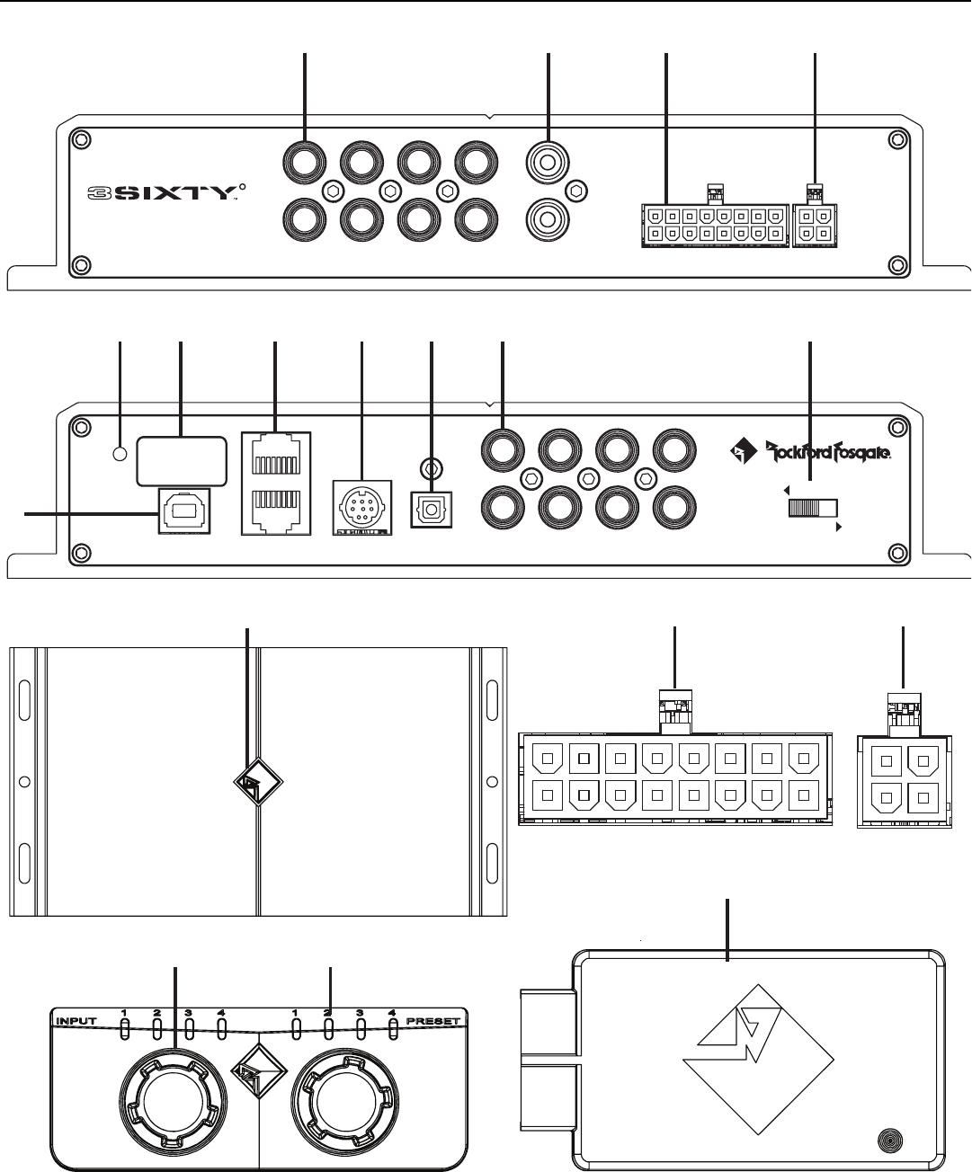 Wiring Diagram Rockford Fosgate 3sixty 3