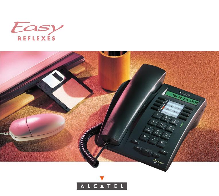 Alcatel dect 400 user manual