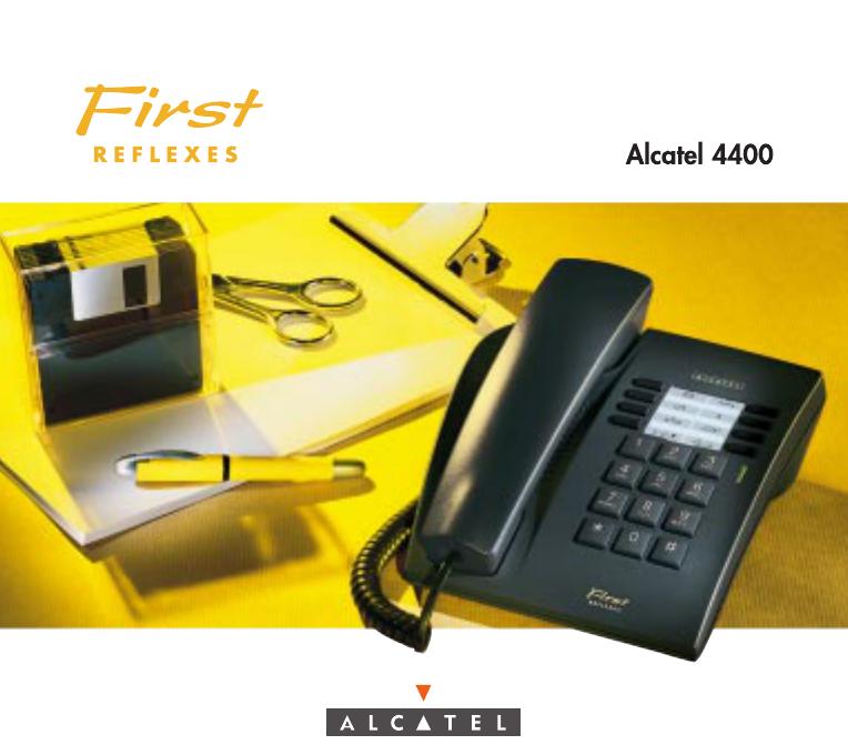 Alcatel 4018 user guide
