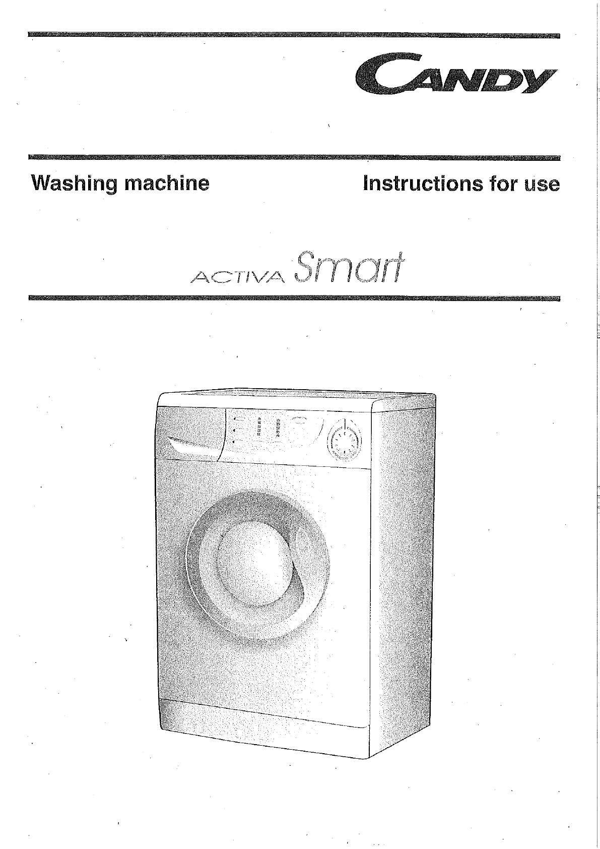 Manual Candy Cm1 126 Page 1 Of 30 English