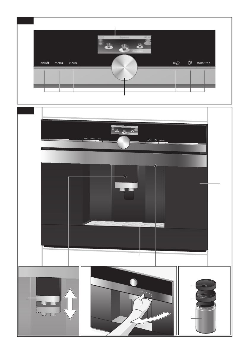 Manual Siemens CT636LES1 (page 118 of 124) (German, English