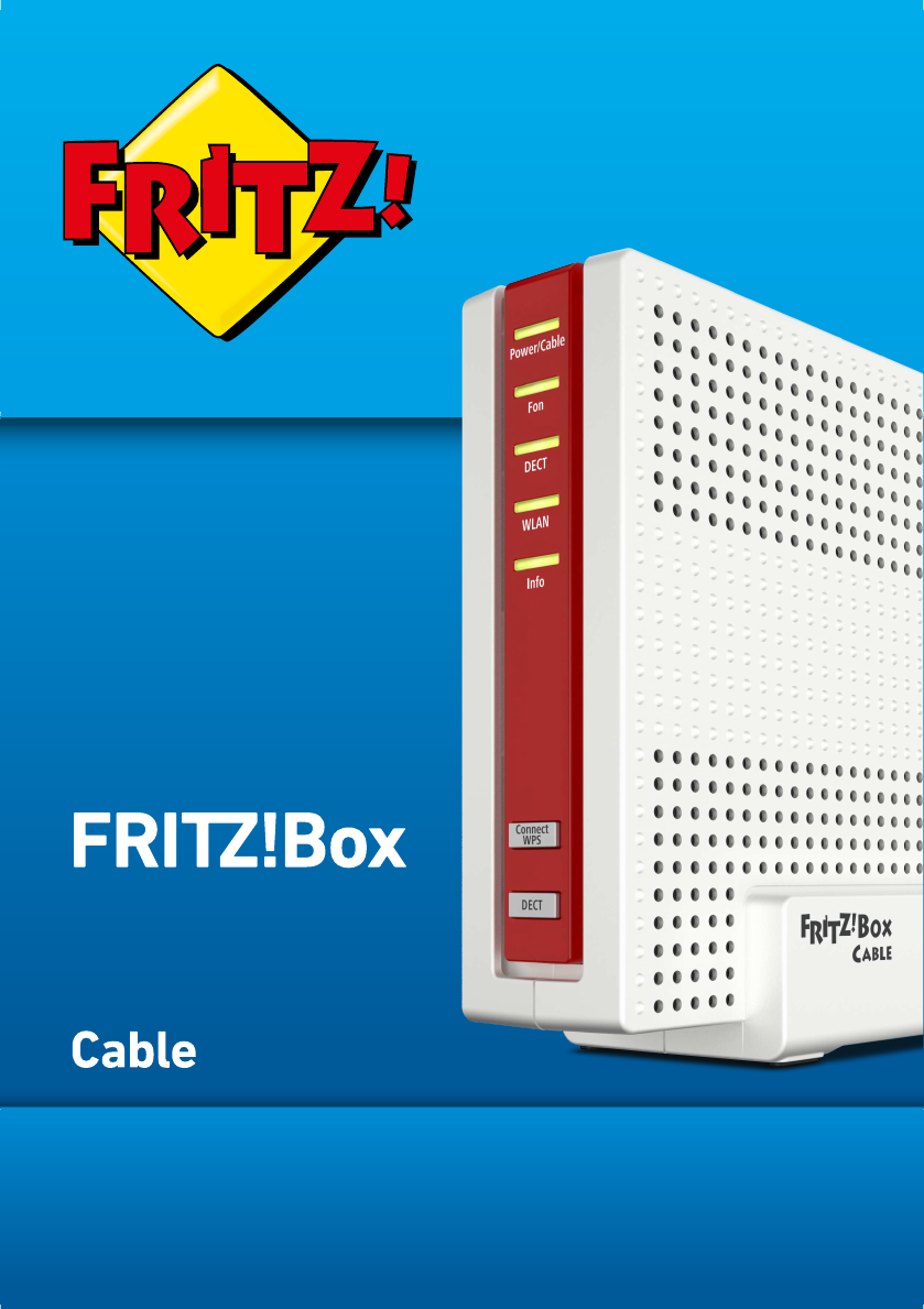 Manual AVM FRITZ Box 20 Cable page 20 of 20 English