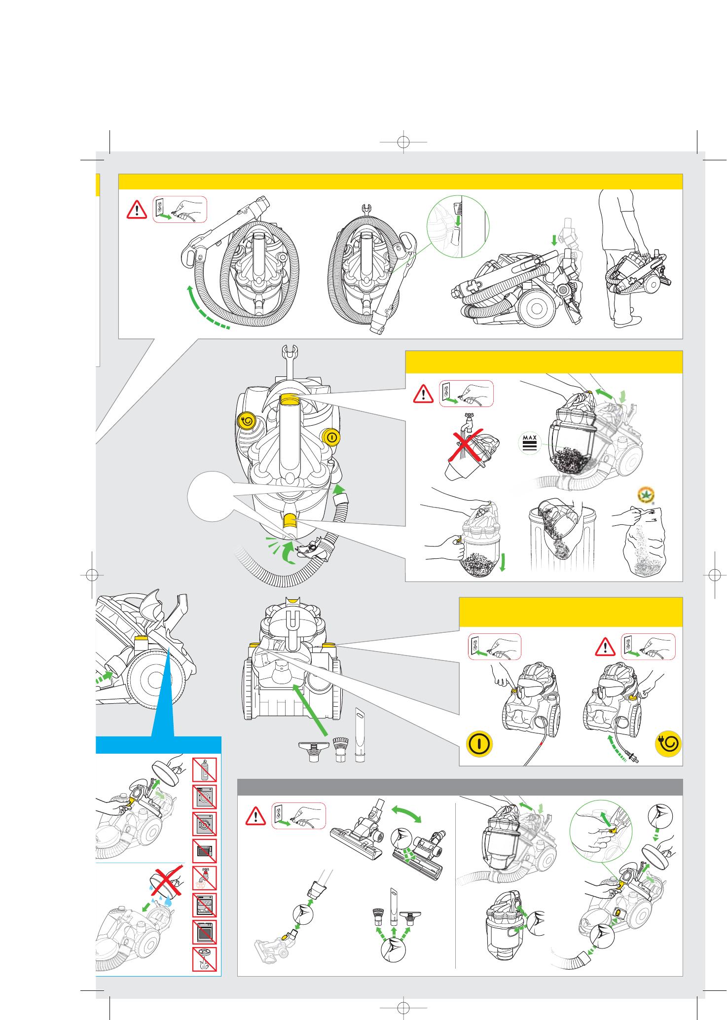 Dyson ds29 инструкция dyson в москве