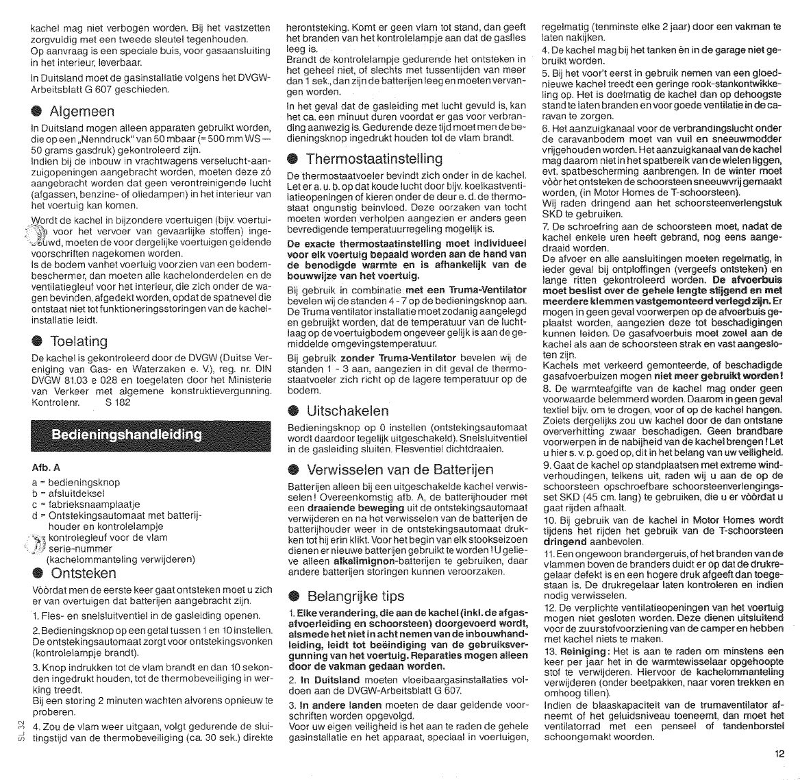 Manual Trumatic SL3002 (page 16 of 18) (German, English, French ...