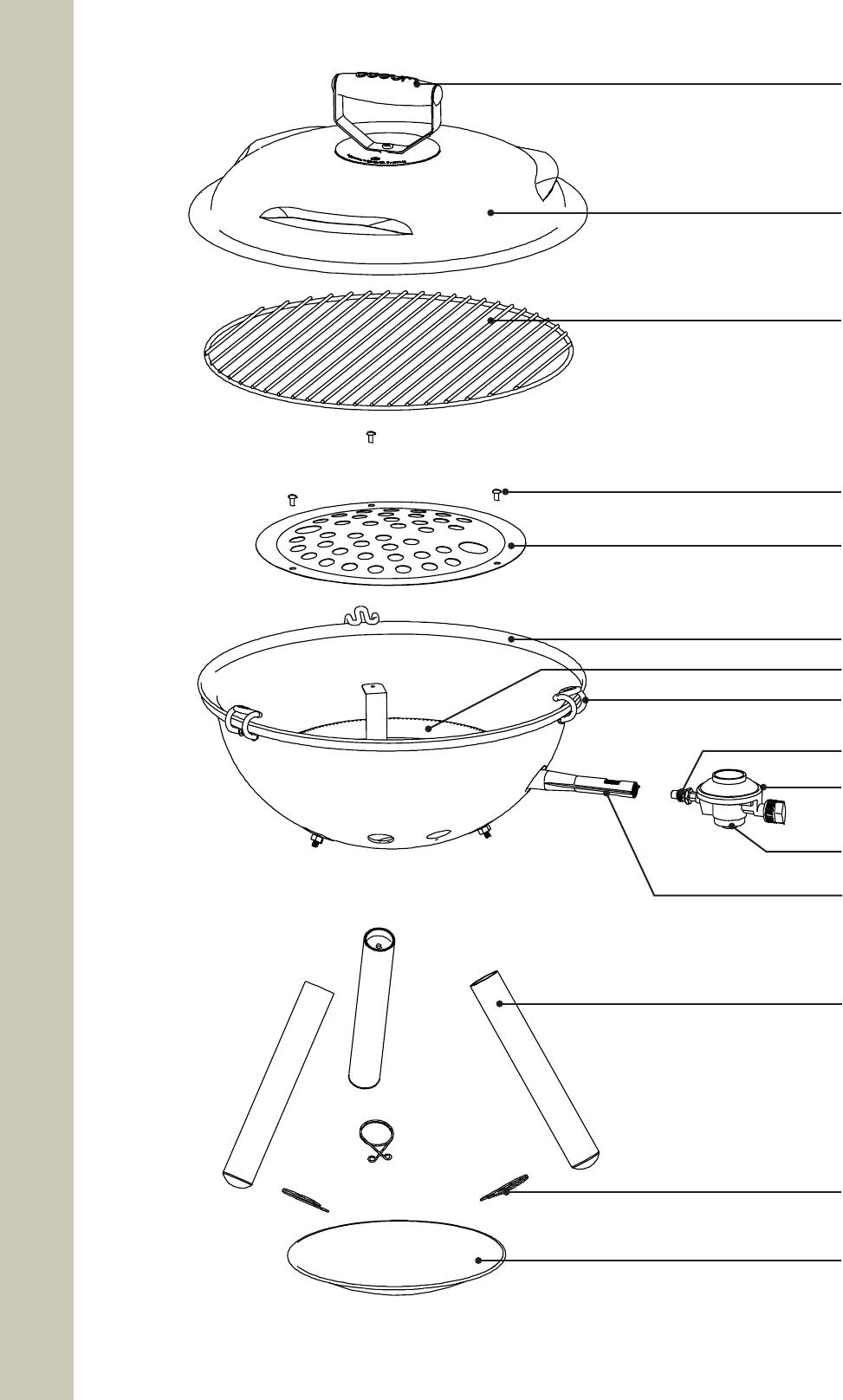 Manual Bodum FYRKAT 11450 (page 2 of 47) (Danish, German