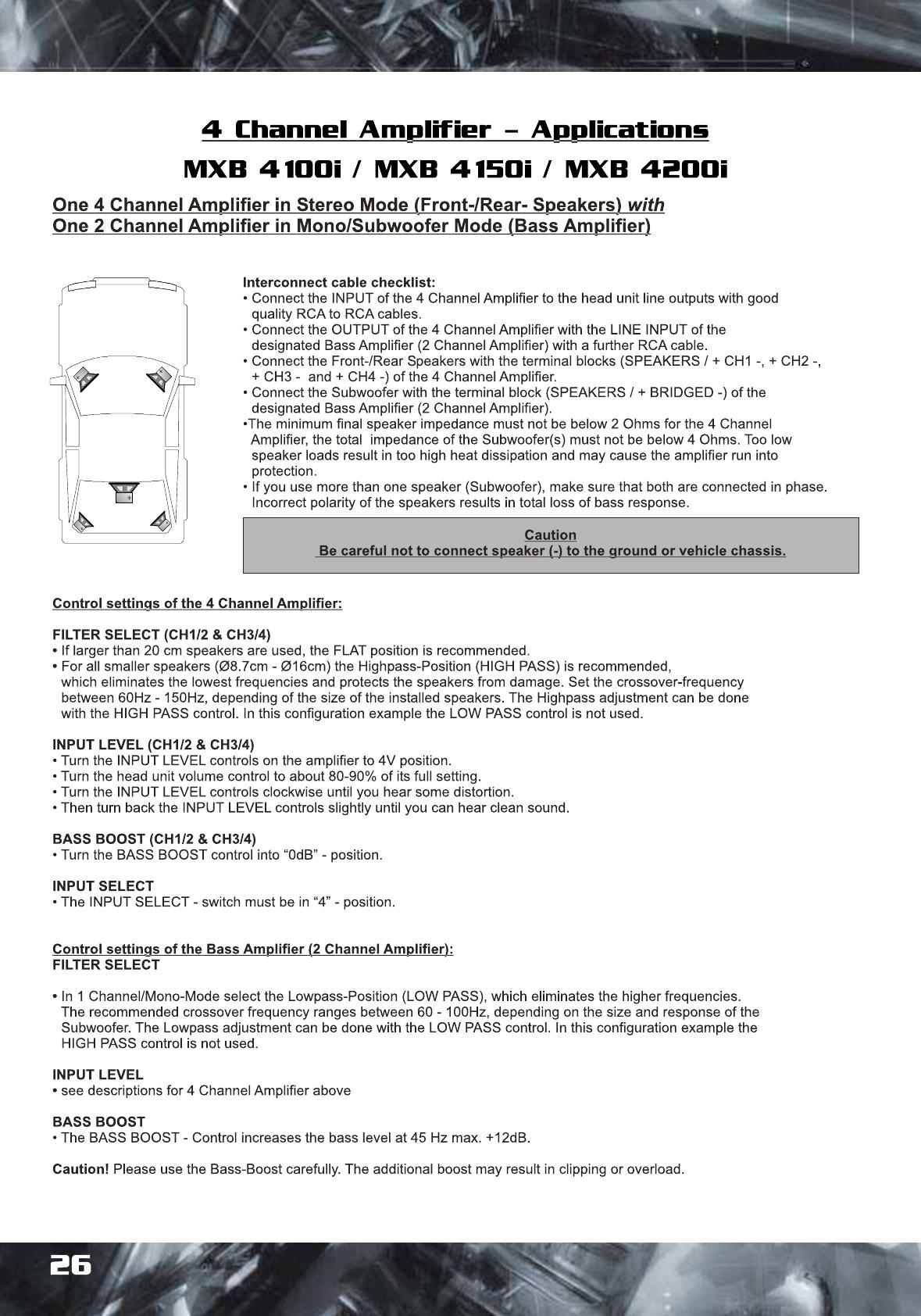 Manual Crunch MXB 4150 I (page 27 of 32) (German, English)