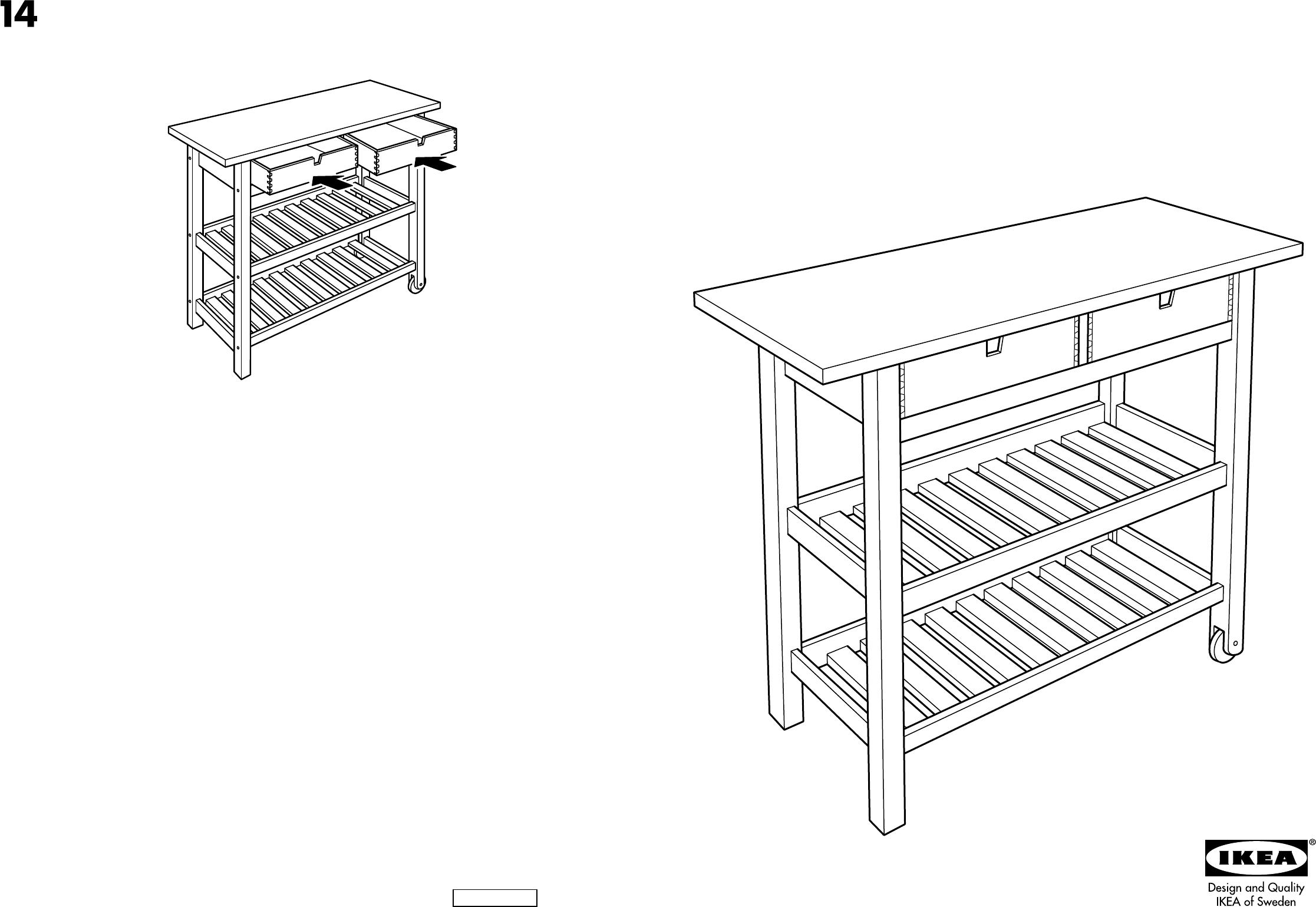 manual ikea forhoja roltafel