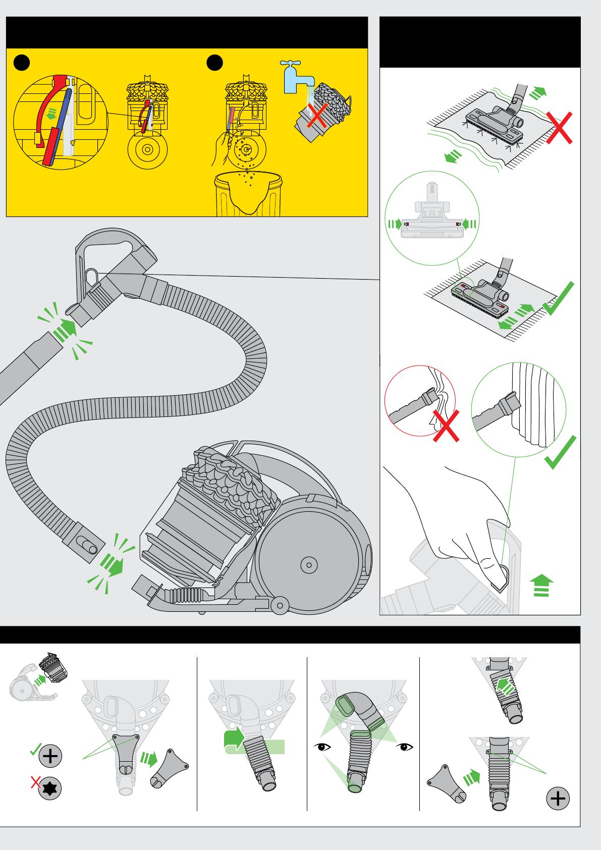 Пылесос дайсон 18 инструкция пылесос дайсон официальный сайт интернет магазин