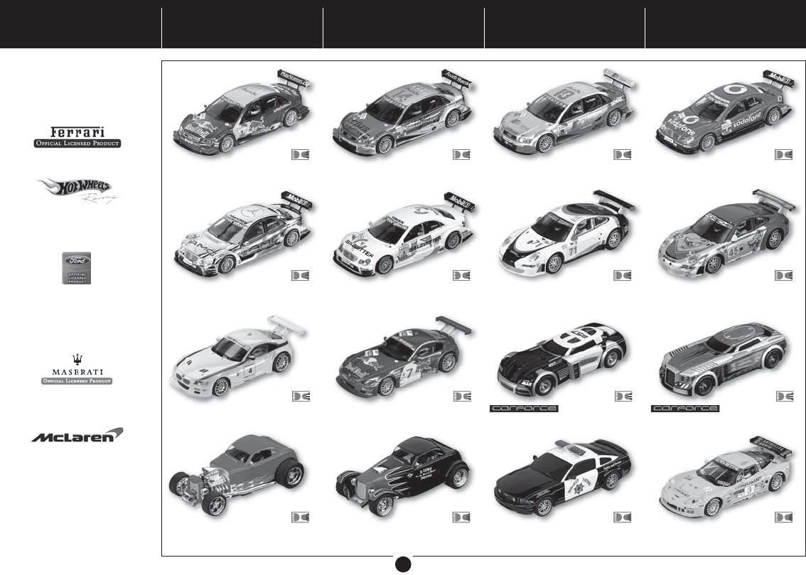 Geschwindigkeitsregler für  Carrera Bahnen