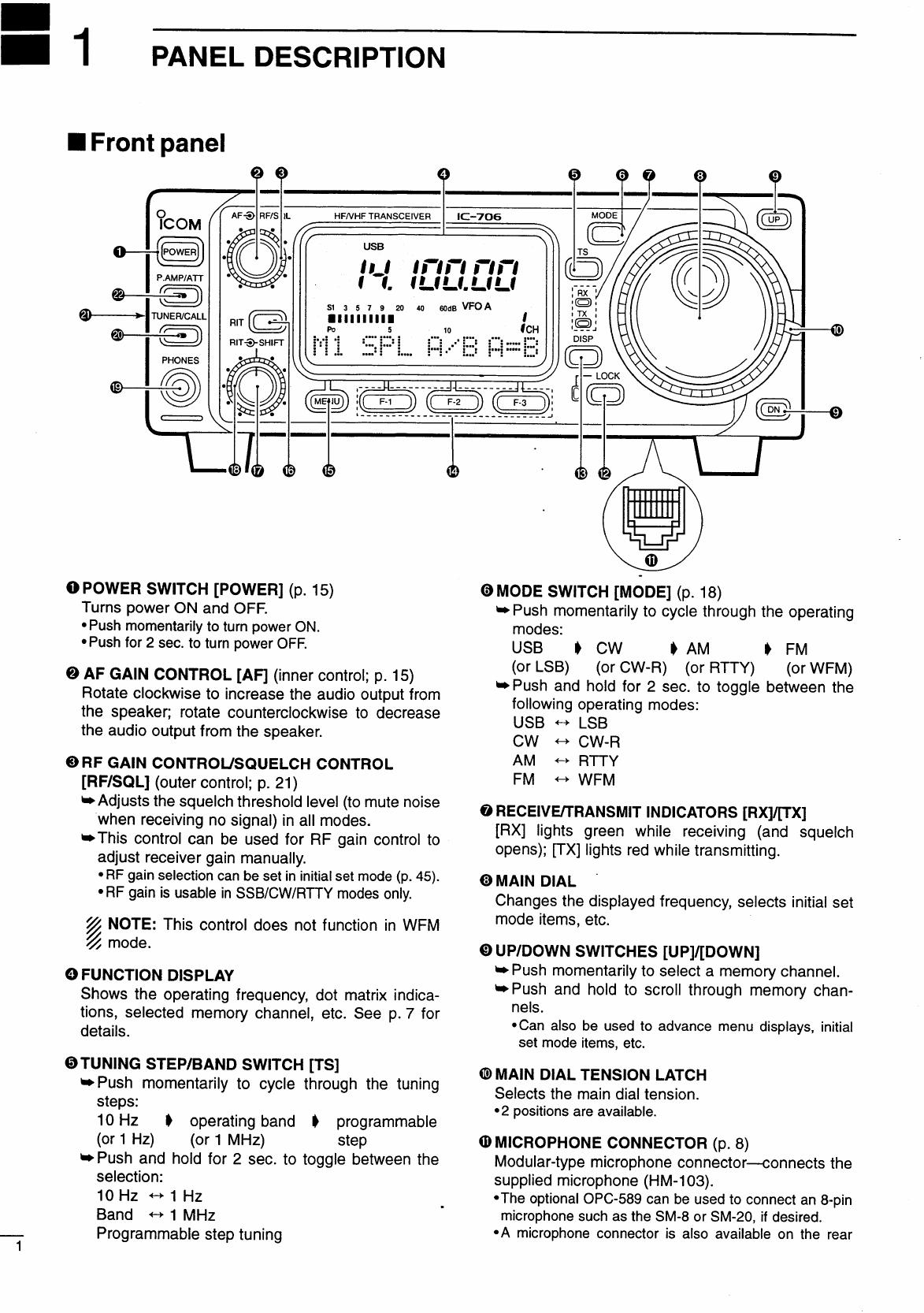 manual icom ic 706 page 58 of 60 english rh libble eu icom ic-706 instruction manual icom ic-706 mk2 service manual